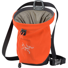 Arc'teryx C40 Chalk Bag M, chipotle